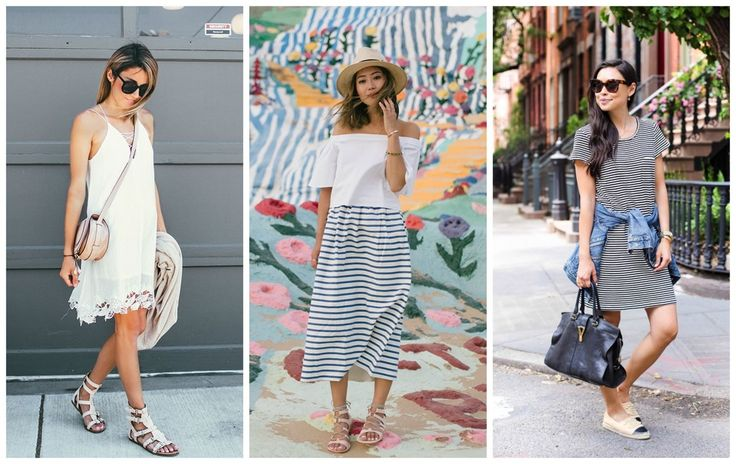 12 Summer Weekend Outfit Ideas for People Who Don't Wear Shorts