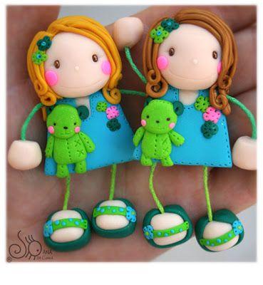 Mundo de las muñecas * Joana da Cunha