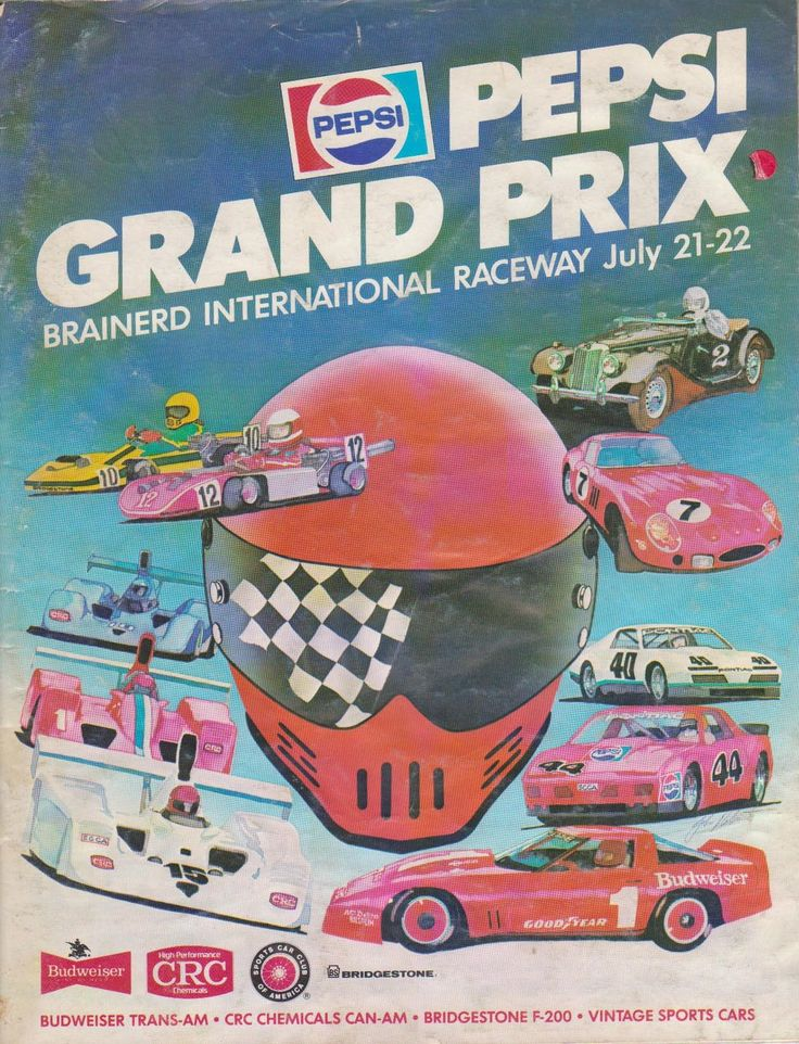 17 Images About Posters Race And Cars On Pinterest