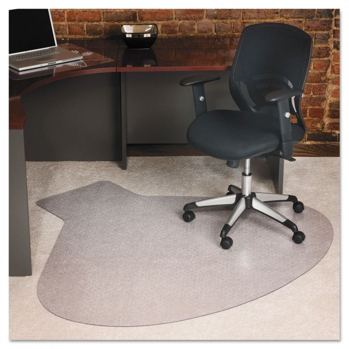 Desk Chair Carpet Mat Organizing Ideas For Desk