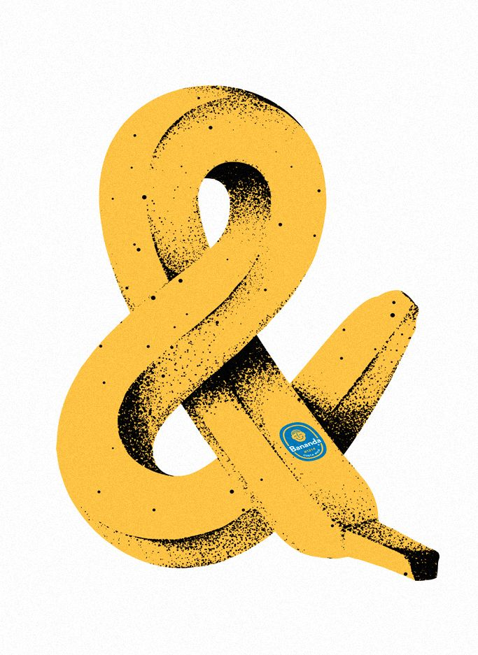 Typeverything.com - Bananampersand by Brent... - Typeverything