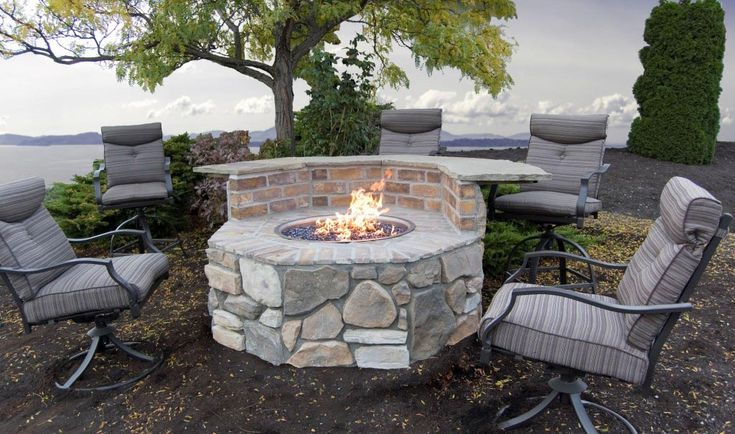 1000 ideas about cinder block fire pit on pinterest fire pits cinder block bench and. Black Bedroom Furniture Sets. Home Design Ideas