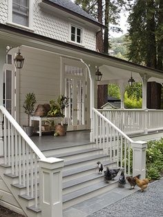can I have a porch?
