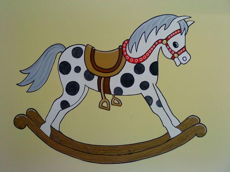 Rocking Horse at Bishops Tawton Playgroup