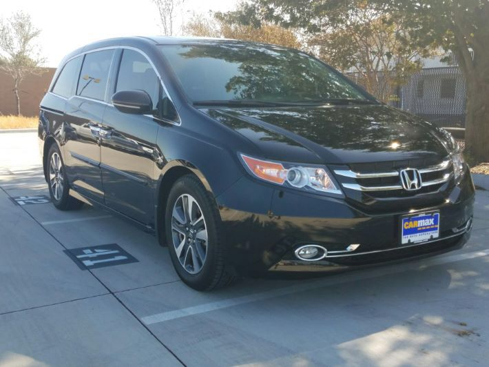 You've got to see this 2015 Honda Odyssey Touring Elite at carmax.com!