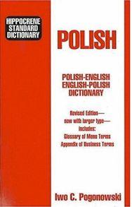 Polish-English Standard Dictionary | Penfield Books