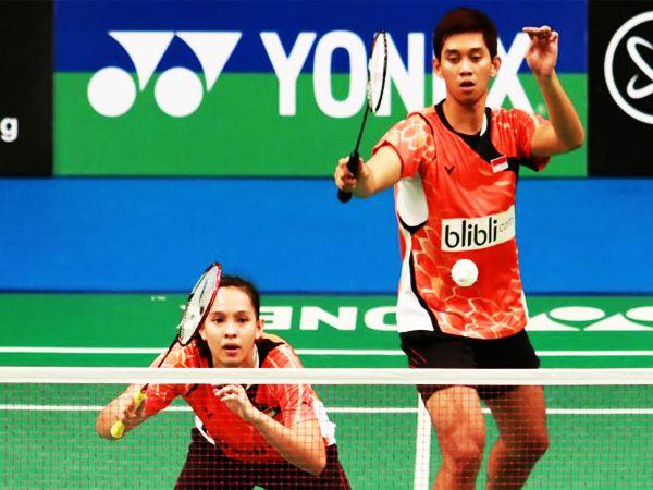 Ligaolahraga.com - Racikan baru di sektor ganda campuran Indonesia, Alfian Eko / Masita Mahmudin sukses menghadirkan kejutan di dunia bulu tangkis Indonesia. Alfian/Masita mengaku kunci kemenangan mereka di pertandingan tersebut hanyalah berusaha menikmati pertandingan.