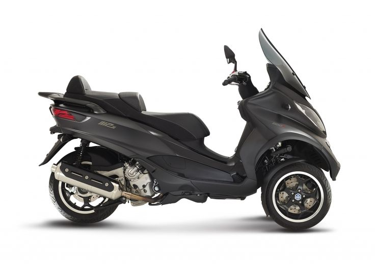 Motor Scooters | Italian Scooters | Piaggio Scooters :: Scooter :: Mp3 500 sport abs