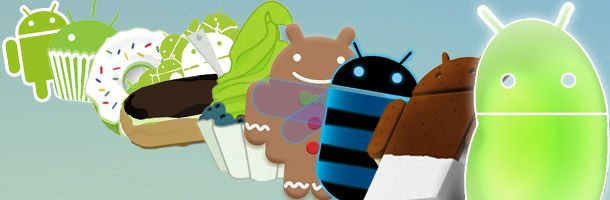 The Android era: From G1 to Ice Cream Sandwich (and beyond)   Android Atlas - CNET Reviews