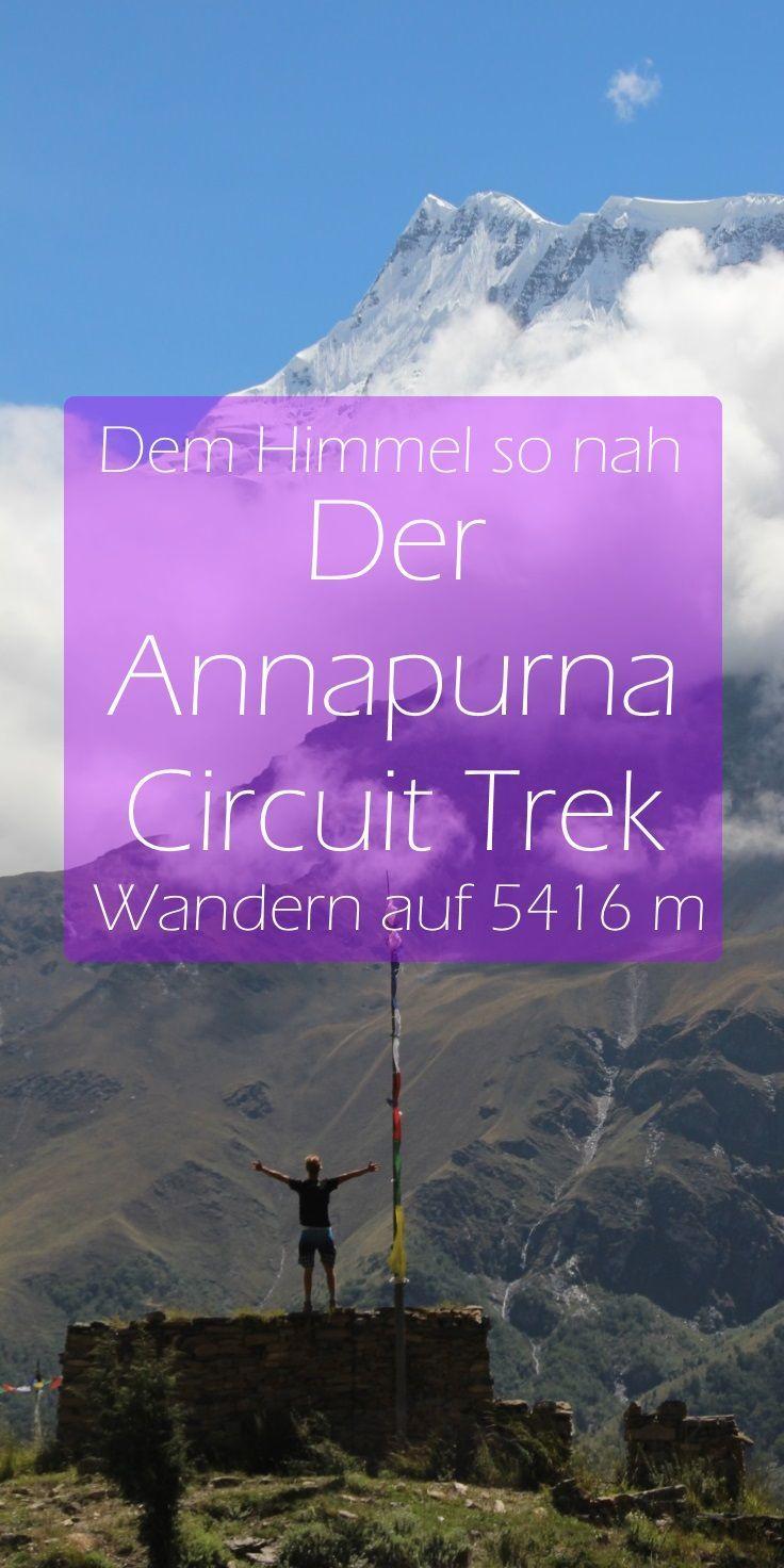 Wie es sicht anfühlt, den Tharong-Pass des Annapurna-Rundwegs auf 5416m Höhe zu Fuß zu bezwingen, erfährst du in diesem Beitrag.