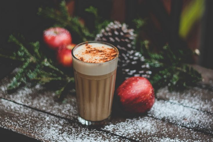 Ode to the Eggnog Latte – Katie Huey – Medium