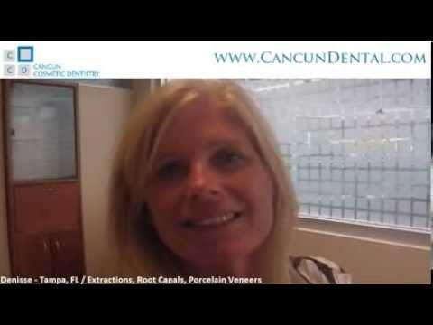 Denisse from Florida discusses Mexico dentist prices - YouTube