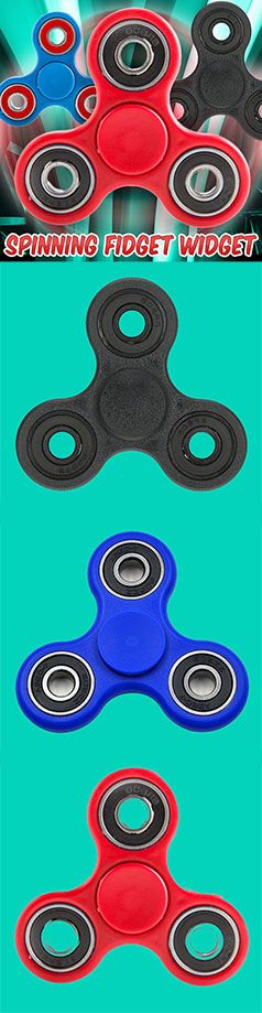 Fidget Spinners - hottest trend right now! Available in 3 colours from Yellow Octopus! Only $10.99