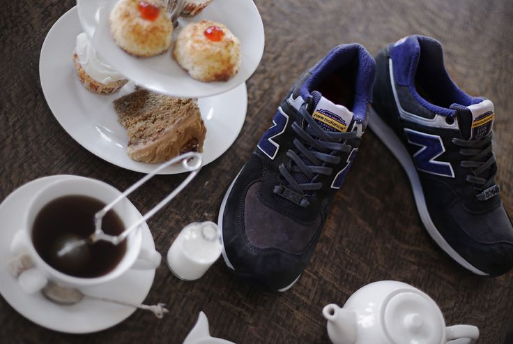 New Balance 576 Made In England 'Tea Pack'