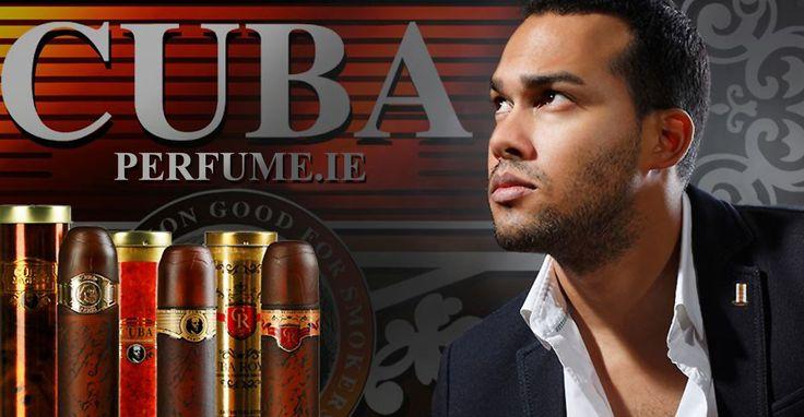 Cuba Perfume Men range. All Men will find the best fragrance in our Cuba Perfume Range.
