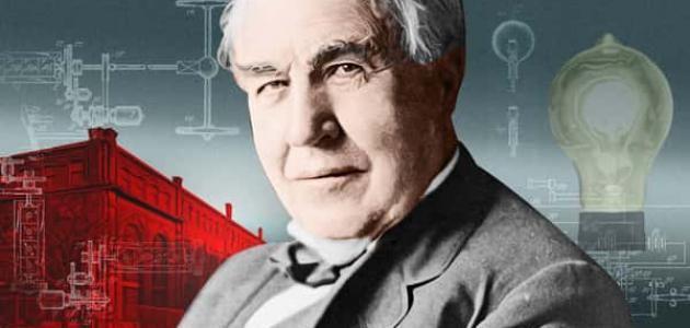 معلومات عن توماس اديسون ومرضه في الطفولة Fictional Characters Character John