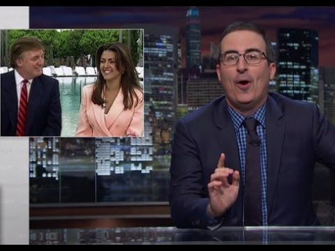 John Oliver Hits Trump's Alicia Machado Rant and 'Horrifying' Views on Women's Bodies - The Daily Beast