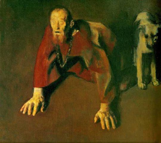 Corneliu Baba The Mad King, 1986