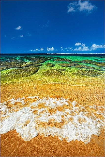 Tunnels beach is one of Kauai - Hawaii