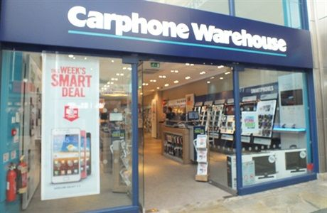 Carphone Warehouse are giving customers a free Currys PC World vouchers up to the value of £300 when purchasing a new phone on a 24-month contract.