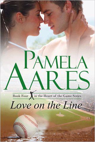 Pamela Aares - Love on the Line