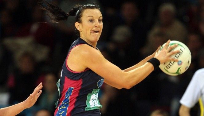 Captain Bianca Chatfield and her Melbourne Vixens team mates are excited about the opportunity to play at Rod Laver Arena, netball's equivalent of the historic Melbourne Cricket Ground (MCG).