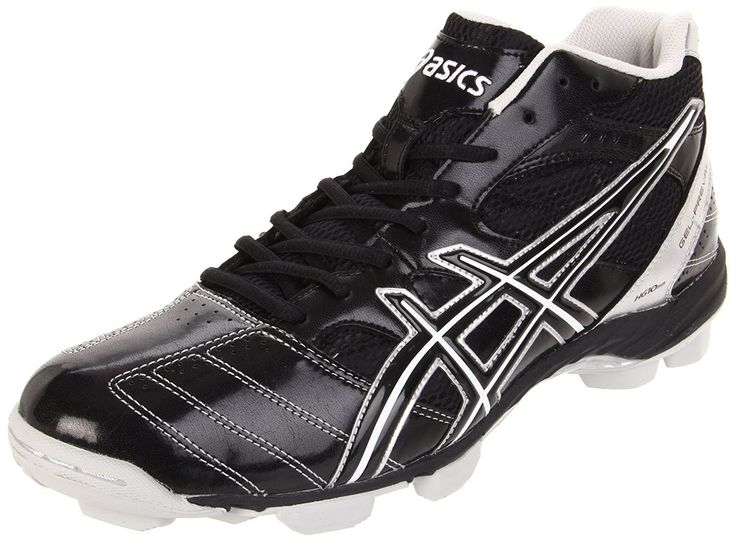 Asics men's gel-prevail mid lacrosse shoe