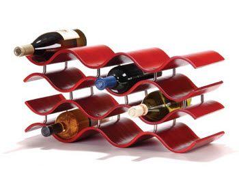 20 Modern, Funky Wine Racks | FreshTrend Unique Gift Ideas