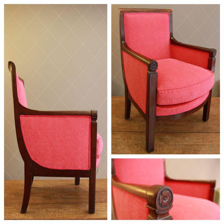 les 25 meilleures id es de la cat gorie tissu pour fauteuil sur pinterest tapisserie faire. Black Bedroom Furniture Sets. Home Design Ideas