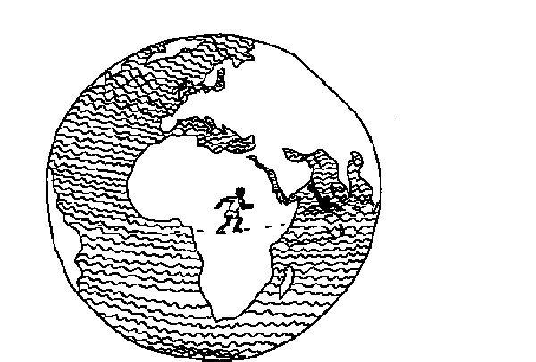 Die Aarde en Daar Buite [Graad 7 Afrikaans]