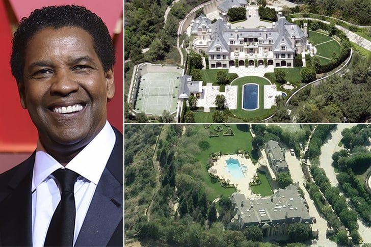 Super Luxurious Celebrity Houses Denzel Washington 14 6