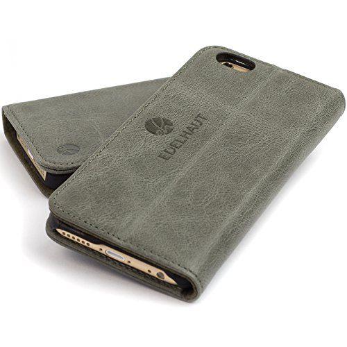 EDELHAUT Handytasche mit unsichtbarem Magnetverschluss in grau für Apple iPhone 6 und 6S 4.7 aus echtem Leder EDELHAUT http://www.amazon.de/dp/B013PTDNDI/ref=cm_sw_r_pi_dp_Zbgrwb1GBKQM2