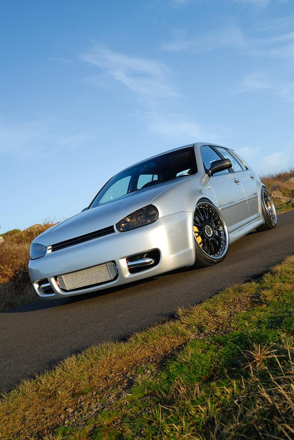 #SouthwestEngines Modified VW Golf Mk4 GTI 1.8T