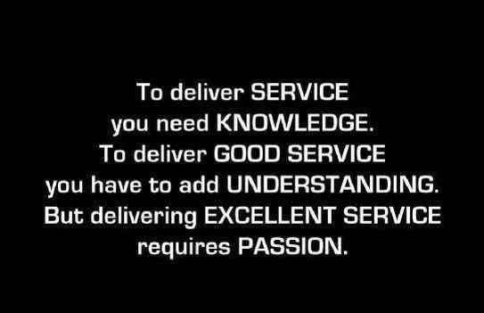 Passie als voorwaarde voor een conversatiewaardige klantenervaring.