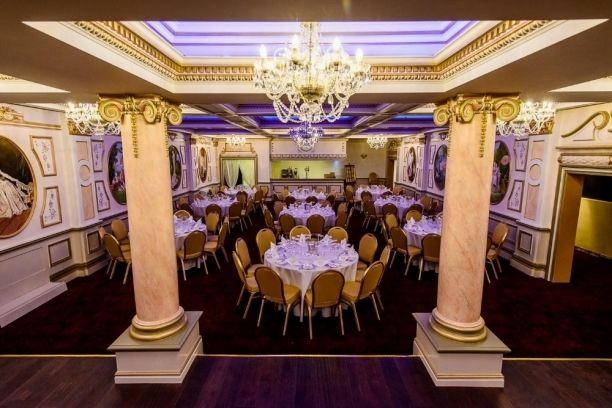 Rossington Hall wedding venue in Doncaster, Yorkshire
