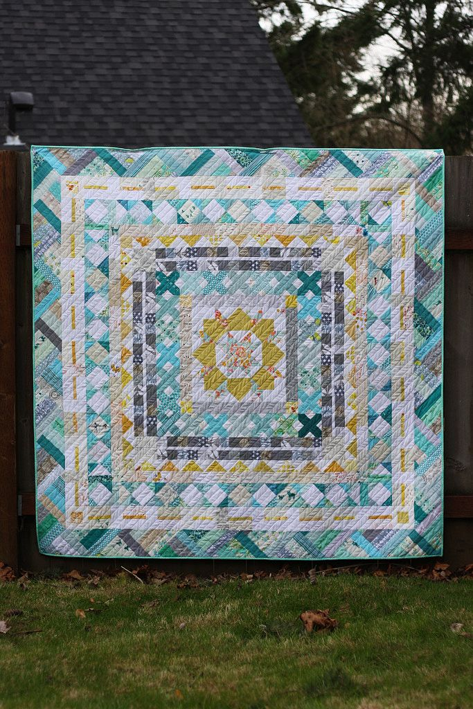 My PMQG Medallion Quilt // Michael Ann Made