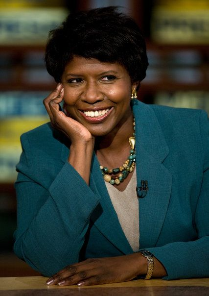 "Ms.Gwen Ifill, anchor of PBS ""NewsHour,"" reported for The Washington Post and The New York Times, covering Congress and presidential campaigns."