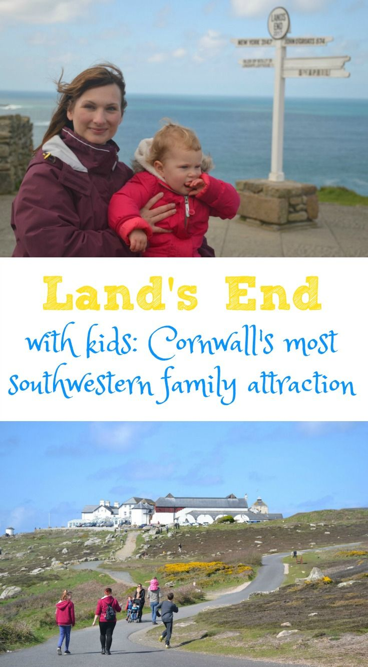 If you think Land's End is all about the iconic sign post, think again! It's is an all-weather, family attraction. Here's what to do at Land's End with kids