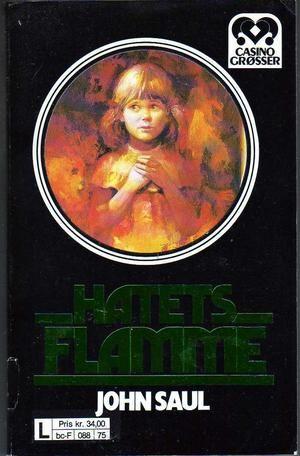 """""""Hatets flamme"""" av John Saul"""