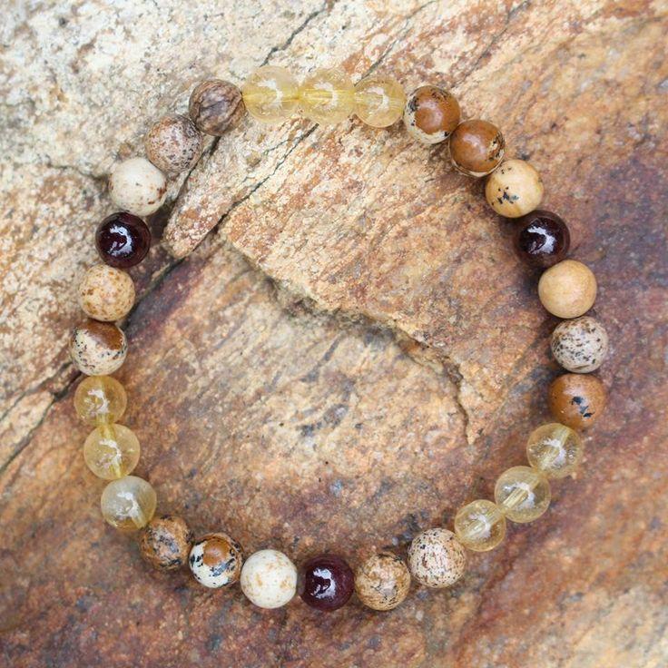 A custom design with Citrine + Jasper + Garnet.  Interested in a custom design of your own? Check out the link in our bio for more info @mala.rae  #mymalarae #malarae mala.rae. . . . . #customdesign #malas #malabeads #jewelry #gemstones #crystals #intention #meditation #mantra #boho #mindset #joblove #yoga #yogi #holistic #namaste #wellness #love #yogaeverydamnday #yogagirl #manifest #spiritual #yogisofinstagram #accessories #meditate #intuition #citrine #garnet