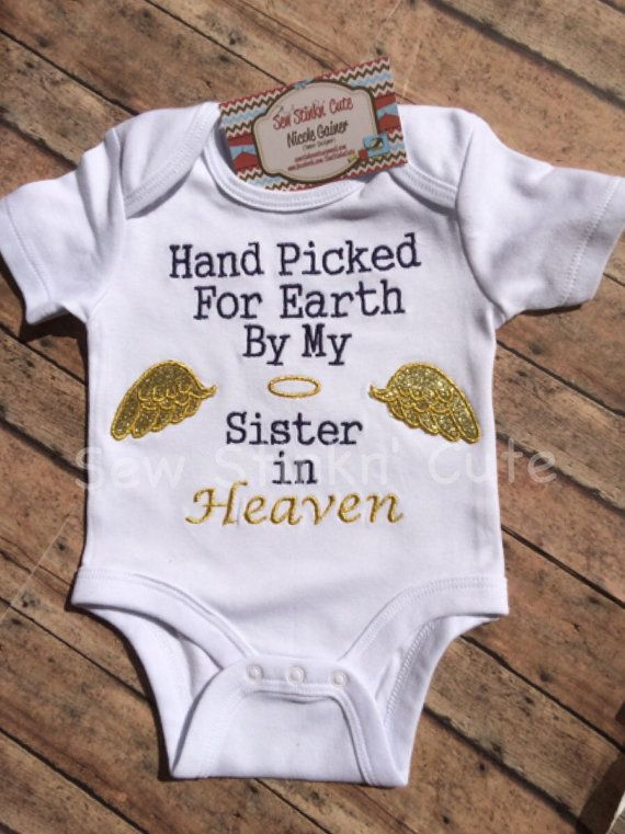 Appliqued/embroidered Hand Picked for by SewStinknCuteBoutiqu