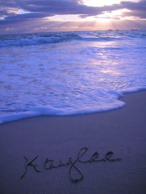 kaylee name   Kaylee