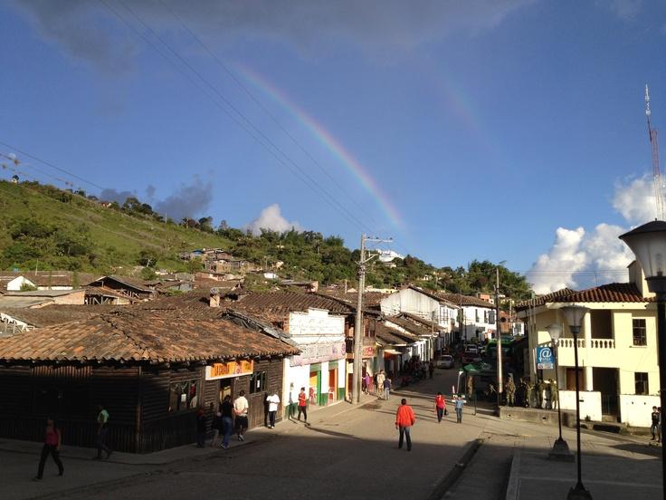 San Agustin, Colombia