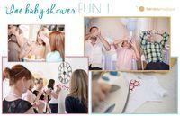 Idées d'activités et de jeux pour une baby shower fun !