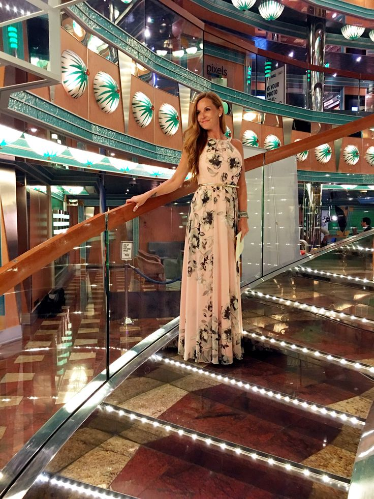 Love this dress - from Nordstrom....wore it on a formal night on a cruise.
