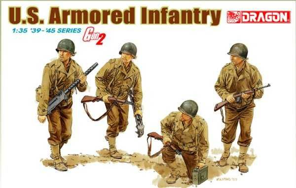 U.S. Armored Infantry