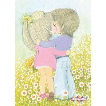 Daisy Lane Print (Best Friends)