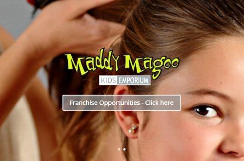Founder of Maddy Magoo and 'mumpreneur' Lauren de Swardt has hit on a winning formula