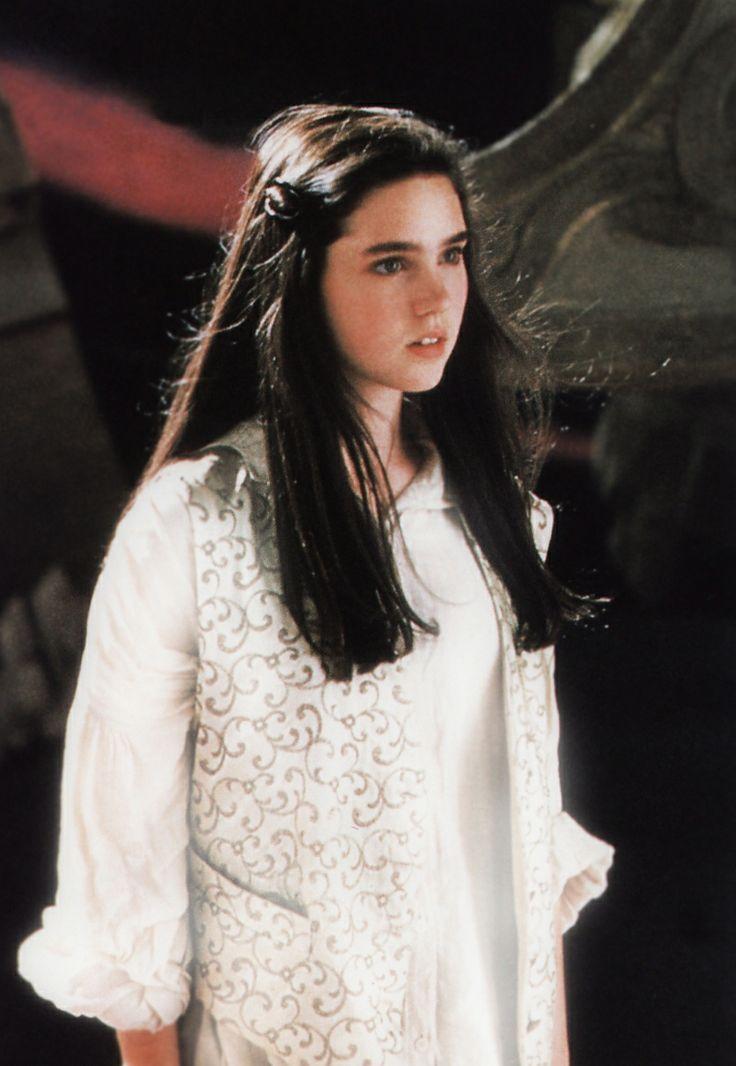Labyrinth (1986) … | Jennifer connelly, Jennifer connelly ...