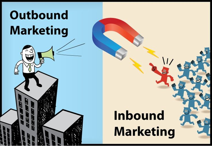 Nice presentation on outbound vs inbound marketing: what works best?